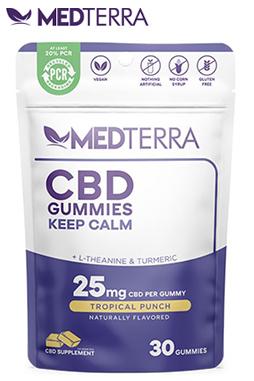 Medterra CBD - CBD Gummies Keep Calm