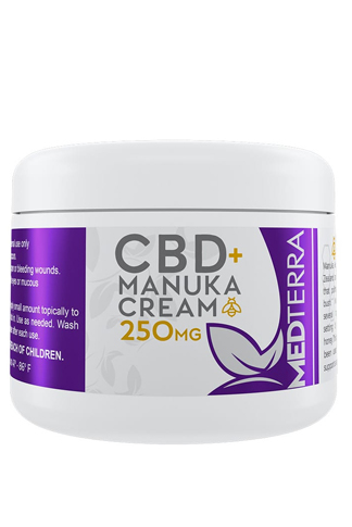 CBD + Manuka Cream