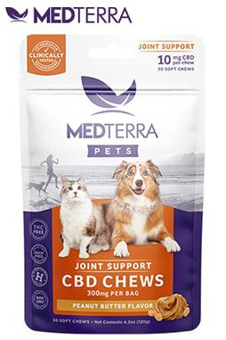 Medterra CBD - CBD Pet Joint Support