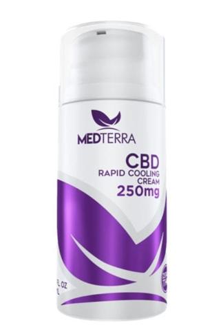 CBD Rapid Cooling Cream 250 mg