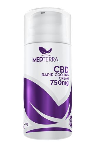 CBD Rapid Cooling Cream 750 mg
