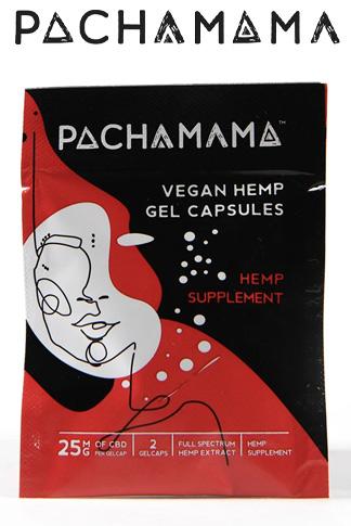 Pachamama - Gel Caps - 2 Pack Sachet