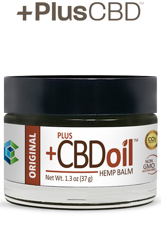 PlusCBD™ Oil Balm Original