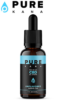 Natural CBD Oil 1000mg