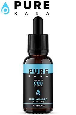 Natural CBD Oil 300mg
