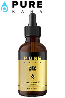 Natural CBD Oil 5000mg