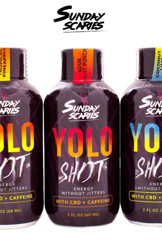 CBD Energy Shot With Vitamins