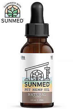 Sunmed - Broad Spectrum Pet Tincture