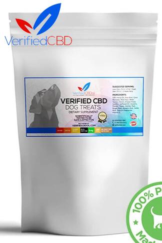 Verified CBD - CBD Dog Treats