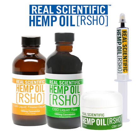 Real Scientific Hemp Oil
