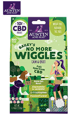 Austin and Kat - Bailey's No More Wiggles Chew