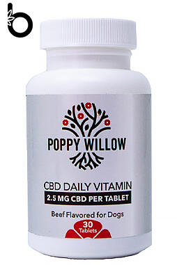 Daily Vitamins for Pets 2.5mg 30ct