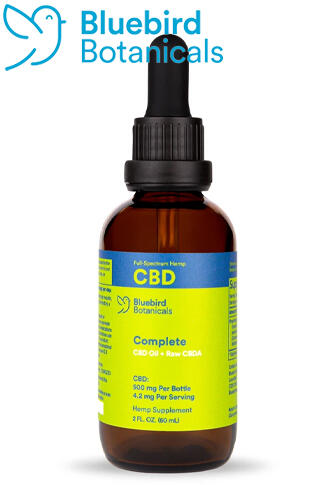 undefined - Complete Hemp Oil 500mg
