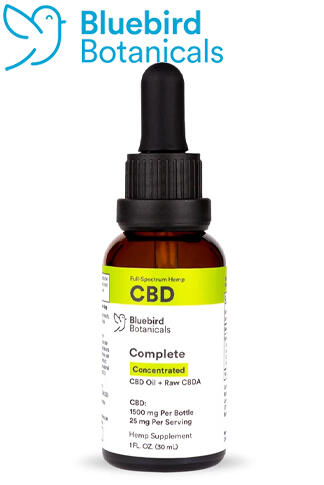 undefined - Hemp Oil Concentrate Complete 6x 1500mg