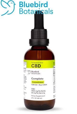 undefined - Hemp Oil Concentrate Complete 6x 3000mg