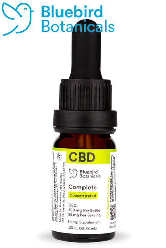 undefined - Hemp Oil Concentrate Complete 6x 500mg