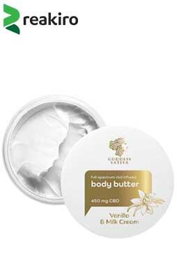 undefined - Body Butter Vanilla Milk Cream 450 mg