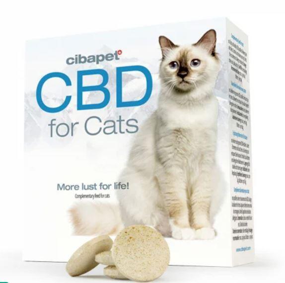 Cibdol - CBD Pastilles For Cats