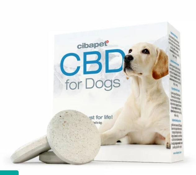 Cibdol - CBD Pastilles For Dogs