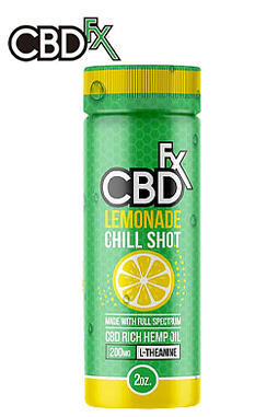 undefined - Lemonade CBD Chill Shot – 20mg