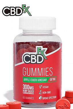 undefined - CBD Gummies with Apple Cider Vinegar