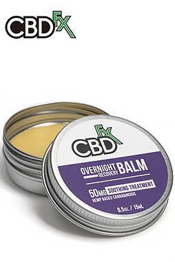 undefined - CBD Mini Balm – Overnight Recovery
