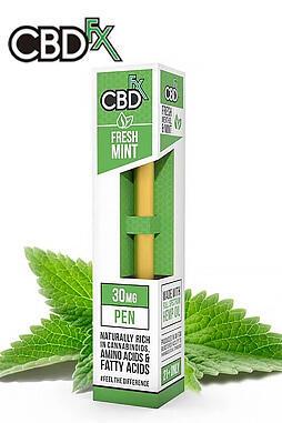 CBD Vape Pen – Fresh Mint