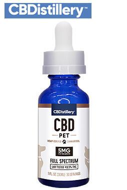 undefined - CBD Pet Tincture – 150 mg – 30ml