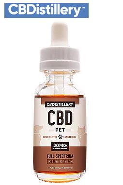 CBD Pet Tincture – 600mg – 30ml