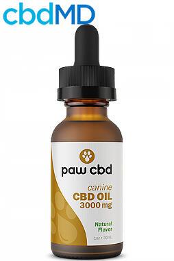 cbdMD - 3000mg - Natural