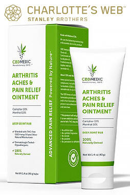undefined - Arthritis Aches & Pain Relief Ointment