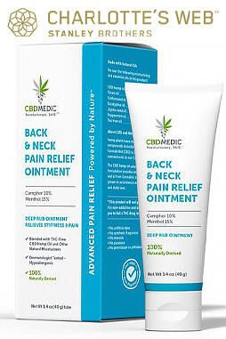 undefined - Back & Neck Pain Relief Ointment