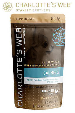 Calming Chews For Dogs 60ct