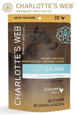 Calming Chews For Dogs 30ct