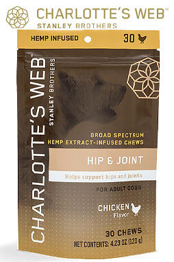 Hip & Joint Chews For Dogs 30ct