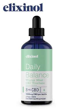 undefined - Daily Balance Tincture Broad Spectrum 1000mg