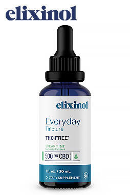 undefined - Daily Balance Tincture Broad Spectrum 500mg