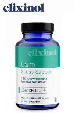 undefined - Calm Stress Support Capsules