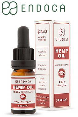 CBD Oil (THC free) 150MG CBD/ml