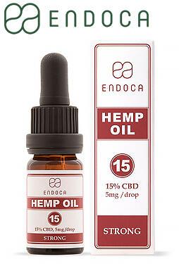 undefined - CBD Oil 150Mg CBD/ml (Strong)