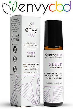 undefined - CBD Sleep Essential Oil Roll-On