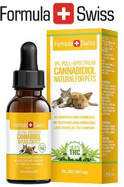 undefined - Pet CBD Oil in MCT Oil 3% 300mg 0 THC