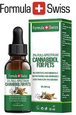 undefined - CBD Oil Drops in Olive Oil 3% 300mg for Pets