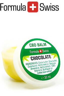 CBD Balm Chocolate
