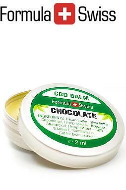 undefined - CBD Balm Chocolate