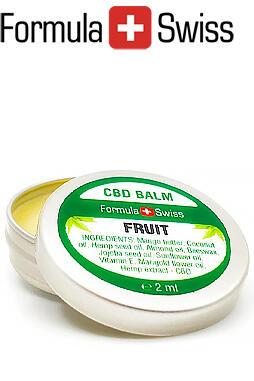 CBD Balm Fruit