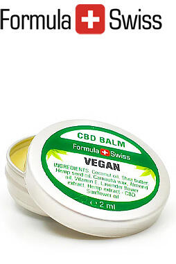 undefined - CBD Balm Vegan