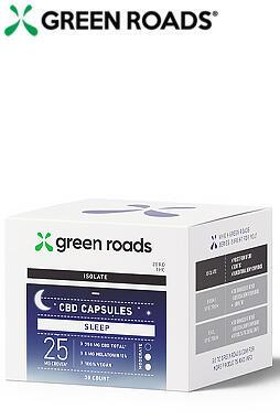 CBD Sleep Capsules 25mg