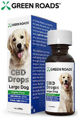 Pet CBD Drops Large Dog