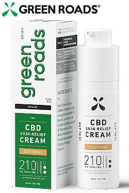 200mg Skin Relief Cream